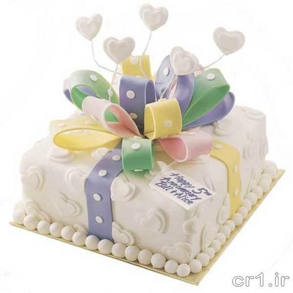 کیک تولد شیک و زیبا