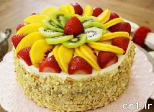 مدل جدید تزیین کیک