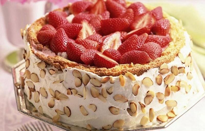 تزیین کیک خانگی