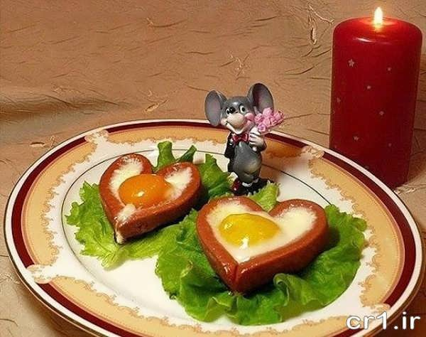 تزیین صبحانه جدید