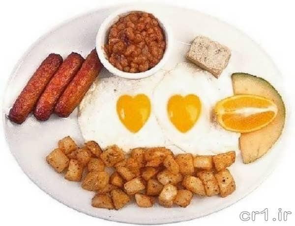 تزیینات جدید صبحانه