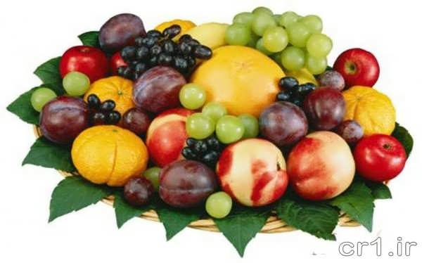 میوه آرایی جدید
