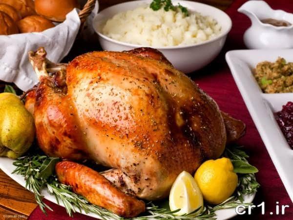 مرغ شکم پر مجلسی