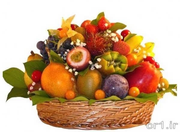 مدل میوه آرایی جدید