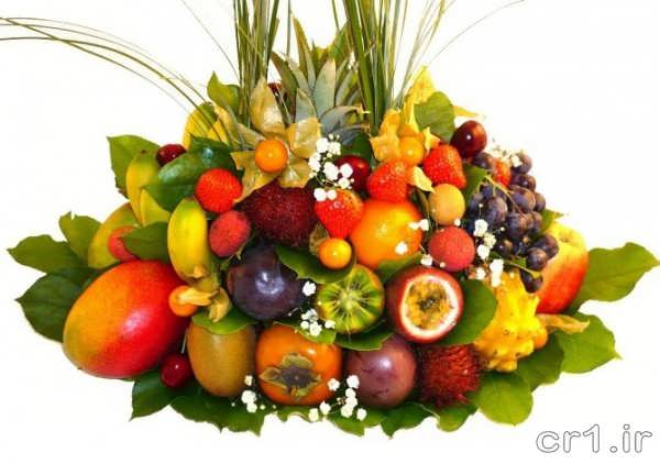 مدل میوه آرایی زیبا