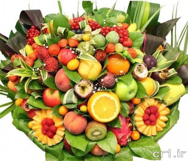 تزیین میوه جدید و شیک