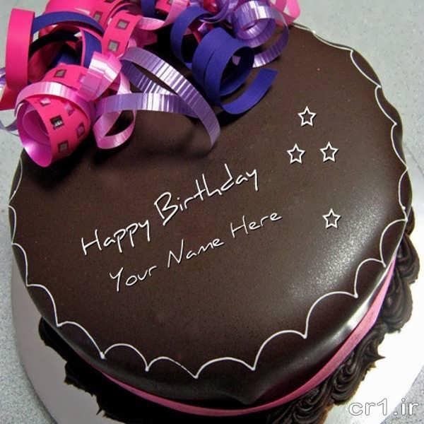 تزیینات جدید کیک تولد