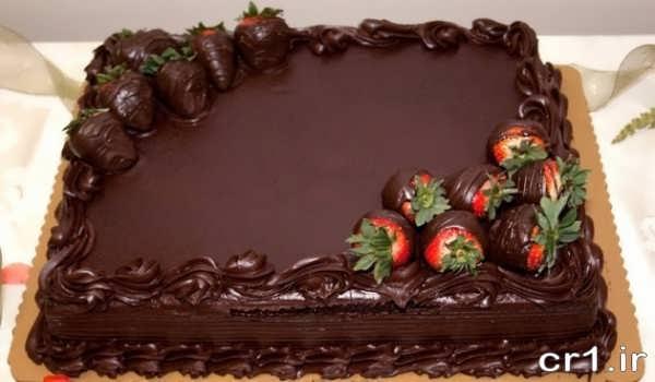 Chocolate cake decoration (19)