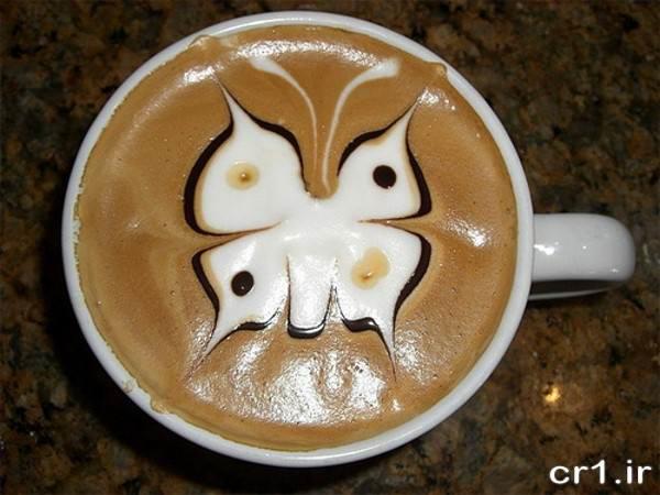 تزیین جدید قهوه