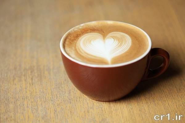 تزیین جالب قهوه