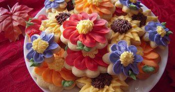 تزیین شیرینی