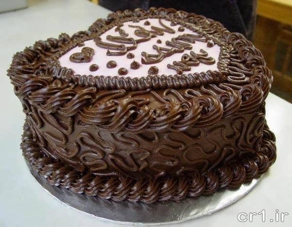 تزیین جدید کیک تولد خانگی