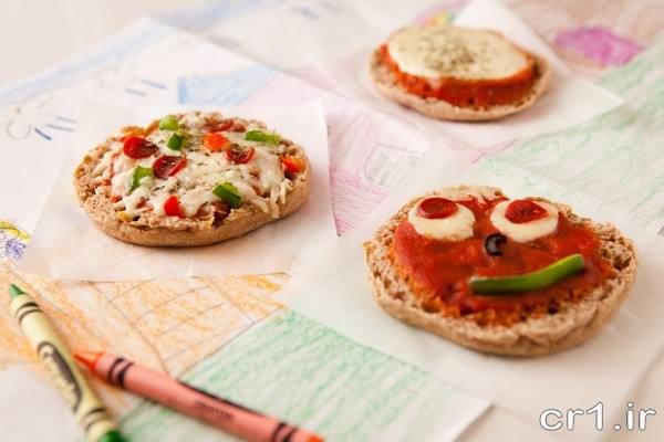 پیتزا کودکان