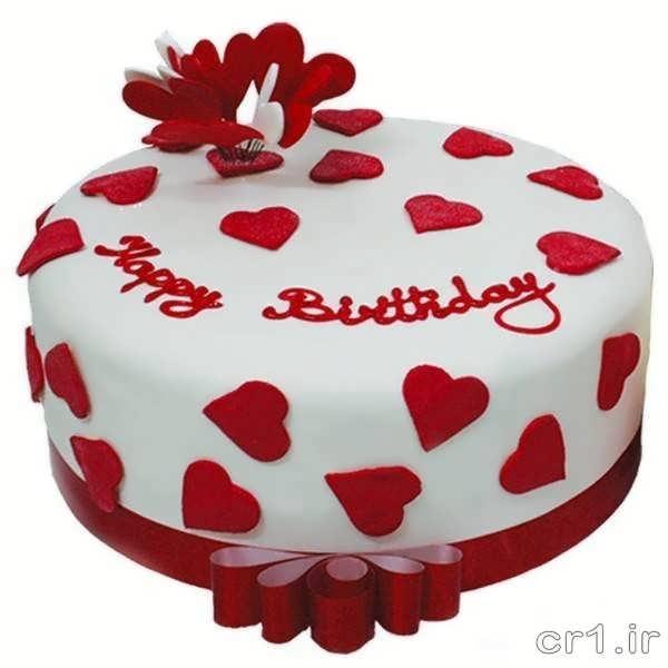 تزیین کیک زیبا و شیک