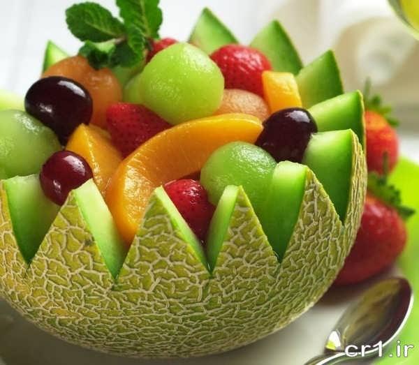 میوه آرای زیبا و جدید