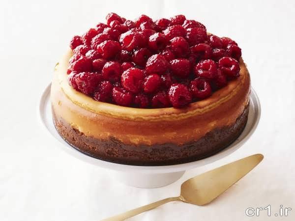 تزییم شیک و جدید چیز کیک