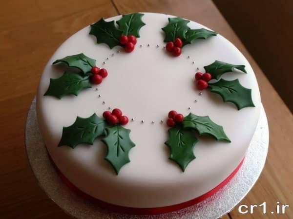 تزیینات زیبای کیک تولد