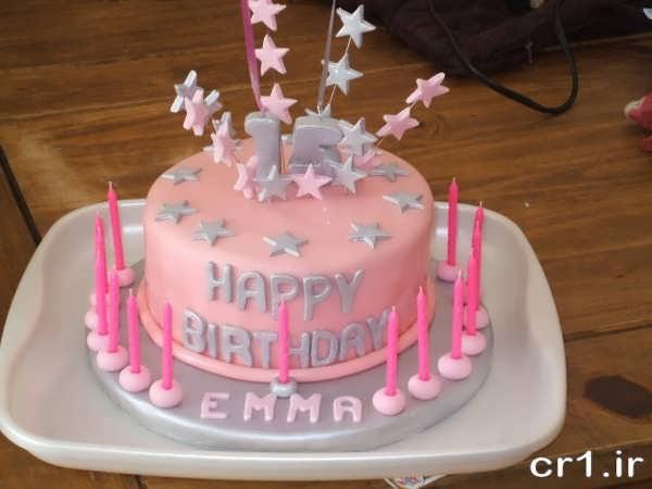 مدل کیک های تولد زیبا