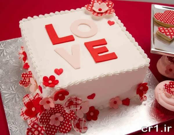 مدل های کیک برای تولد