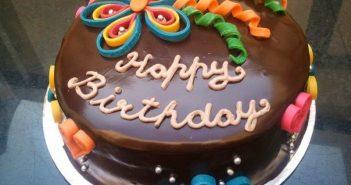 عکس کیک تولد