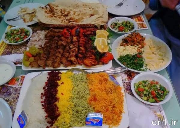سفره آرایی ایرانی