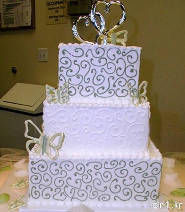 دیزاین کیک عروسی