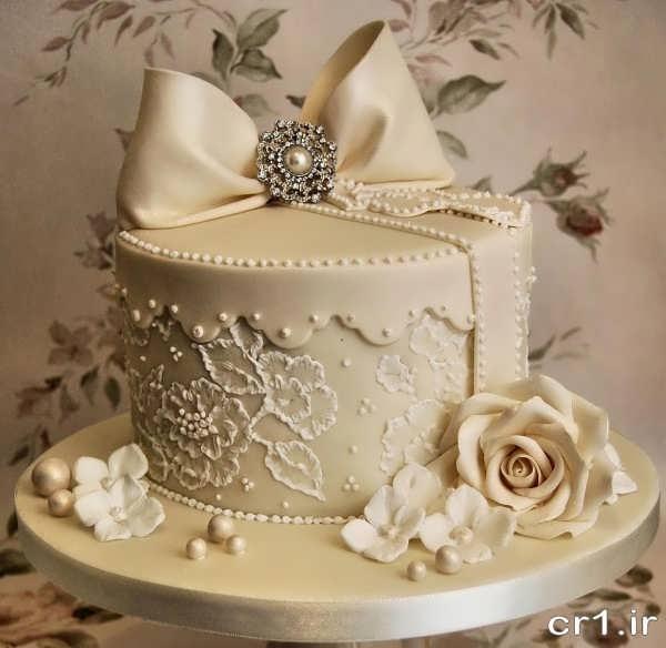 مدل کیک ازدواج زیبا