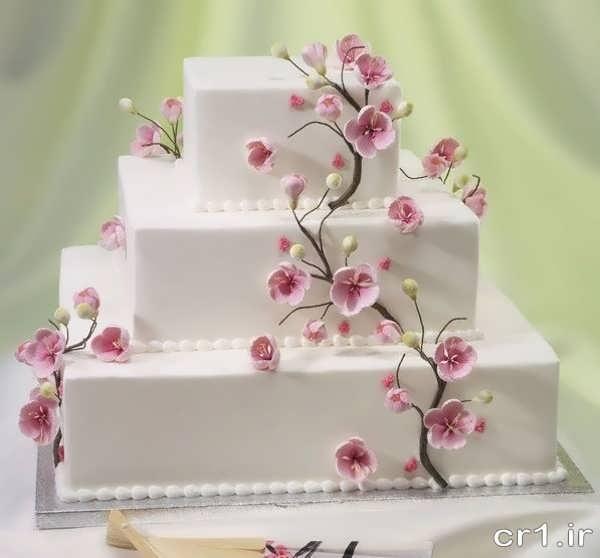عکس های کیک عروسی و ازدواج