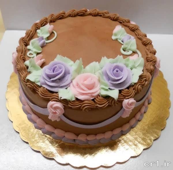 تزیین کیک جدید و حالب