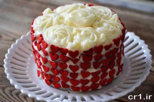 تزیین کیک تولد زیبا و جدید