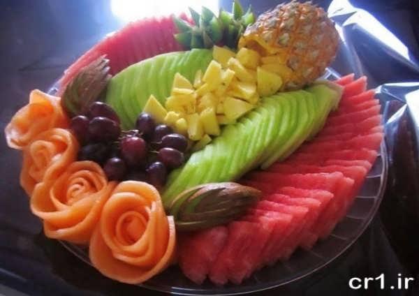 سالاد میوه مجلسی