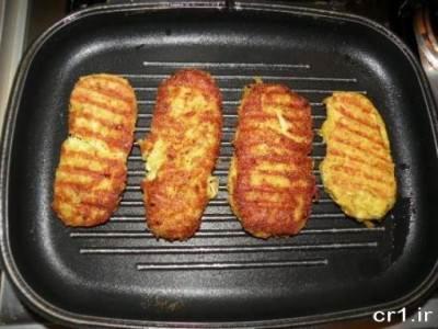 دستور پخت کوکو مرغ خوشمزه