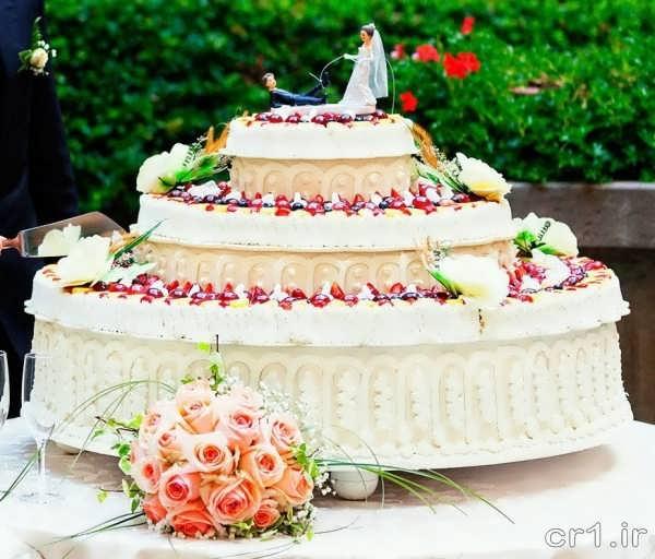 مدل جدید کیک عوسی
