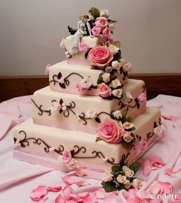 عکس کیک برای جشن عروسی