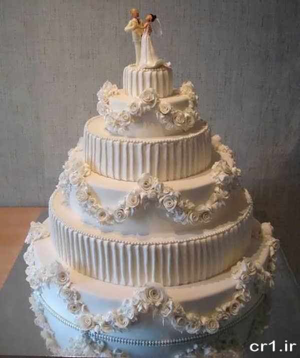 عکس های کیک عروسی