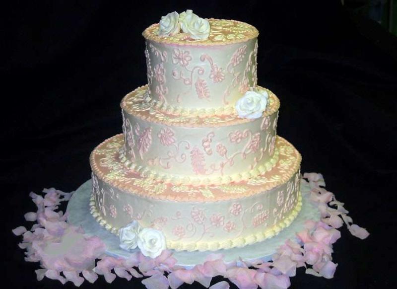 عکس کیک عروسی جدید