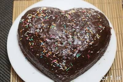 تهیه کیک شکلاتی خوشمزه