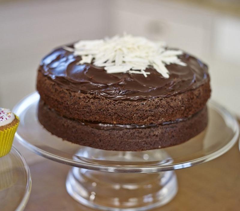 طرز تهیه کیک شکلاتی