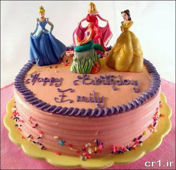 مدل کیک جشن تولد