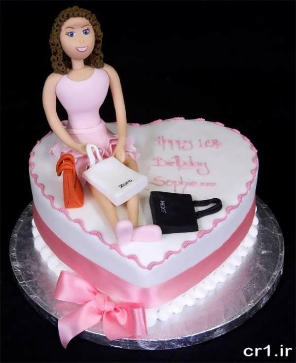 کیک تولد زیبا و خاص