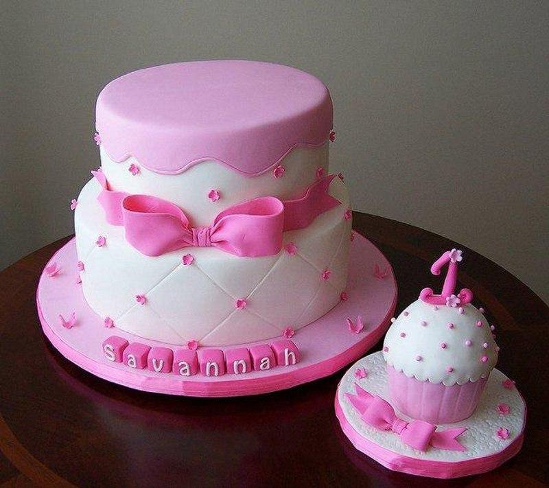 مدل کیک تولد دخترانه جدید