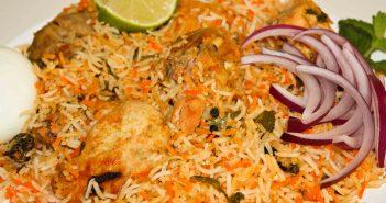 طرز تهیه بریانی هندی در خانه