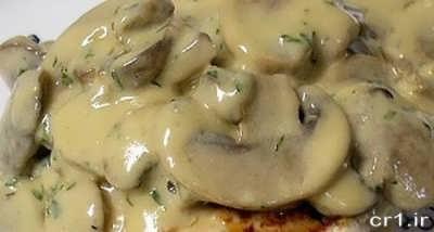 طرز تهیه سس قارچ در خانه با 2 روش