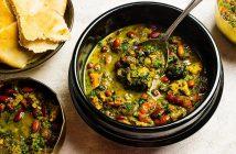 طرز تهیه خورش قورمه سبزی در منزل