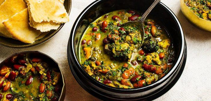 طرز تهیه خورش قورمه سبزی خوشمزه و لذیذ