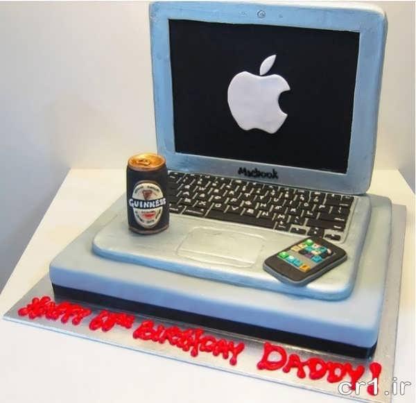 مدل کیک تولد جدید پسرانه