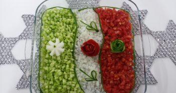 طرز تهیه سالاد شیرازی به همراه نکات طلایی