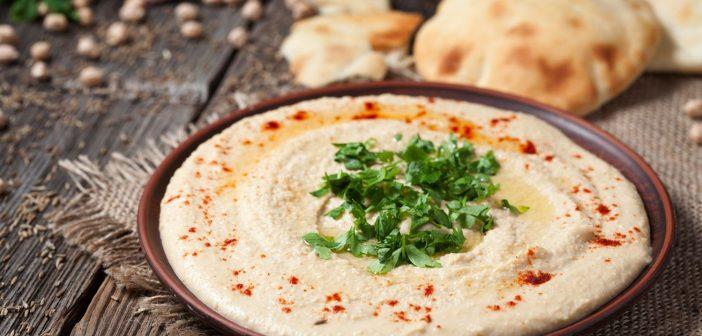 طرز تهیه حمص غذای لبنانی با دستور پخت اصلی