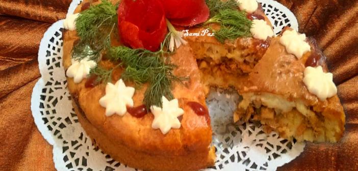 طرز تهیه کیک گوشت لذیذ و خوشمزه و نکاتی برای پخت بهتر