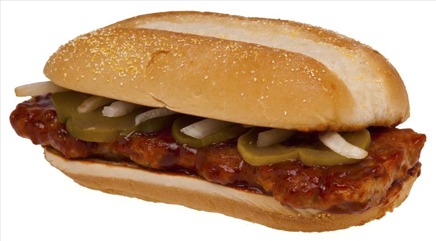 طرز تهیه همبرگر مک دونالد در منزل